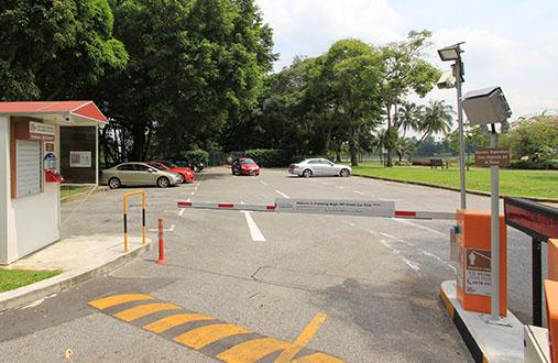 LHN car park