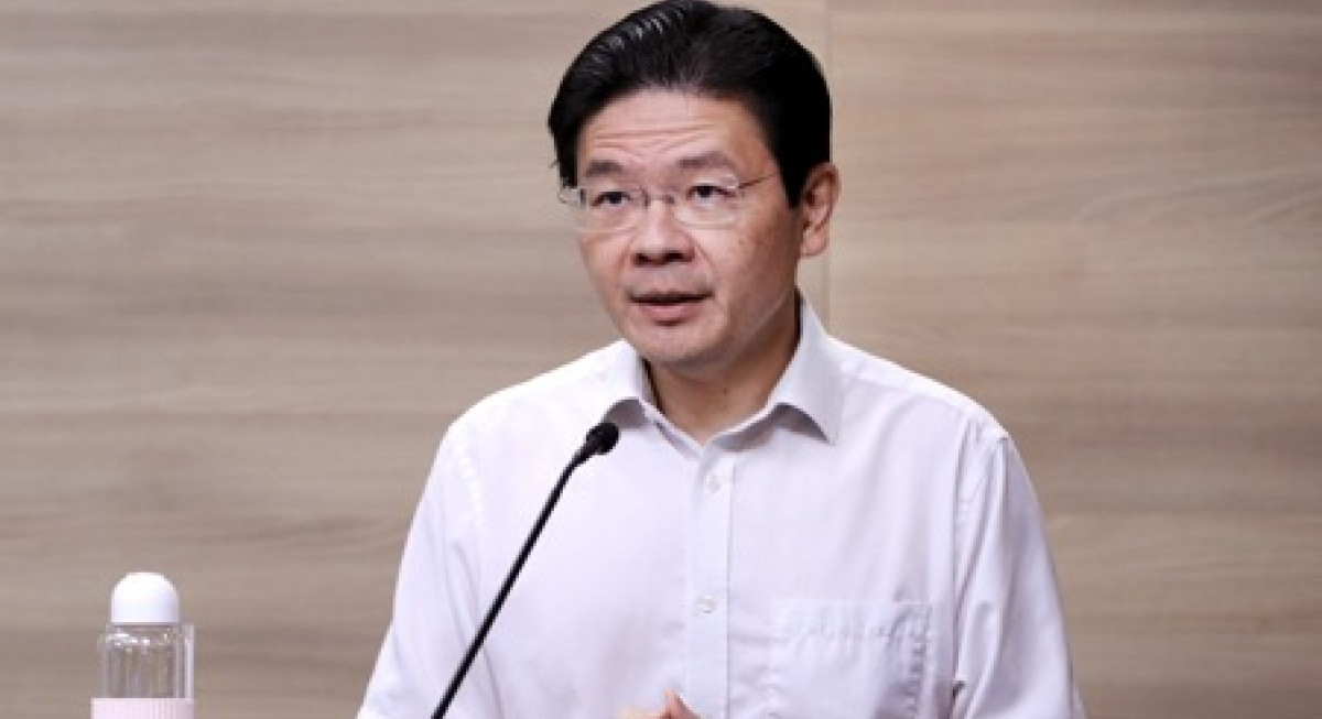 Lawrence Wong to become new Minister for Finance, Heng Swee Keat to remain DPM, in Cabinet reshuffle