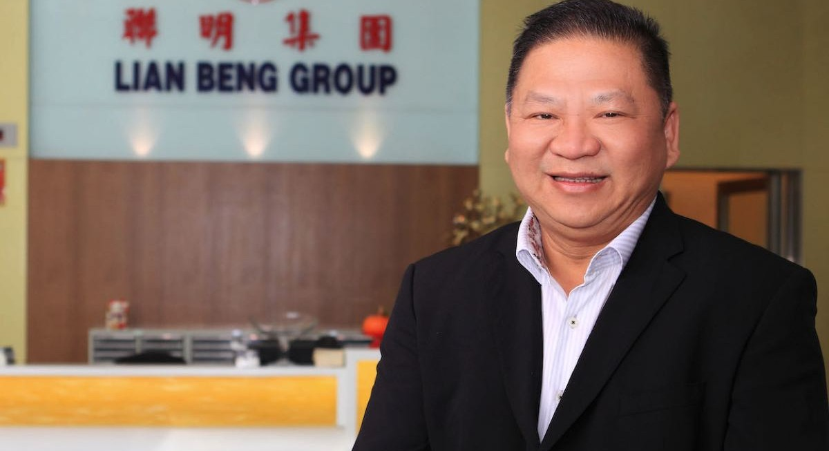 Lian Beng wins contract worth $131 mil for residential development