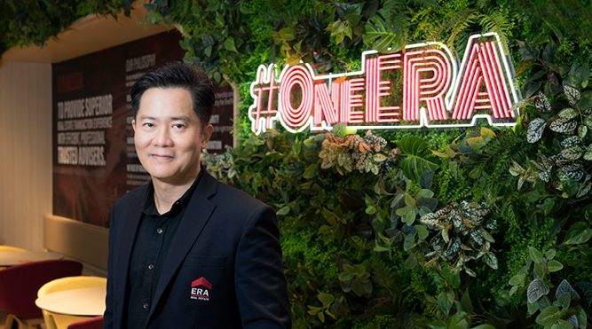 As both earnings and share price double, APAC Realty sets bigger goals  - THE EDGE SINGAPORE