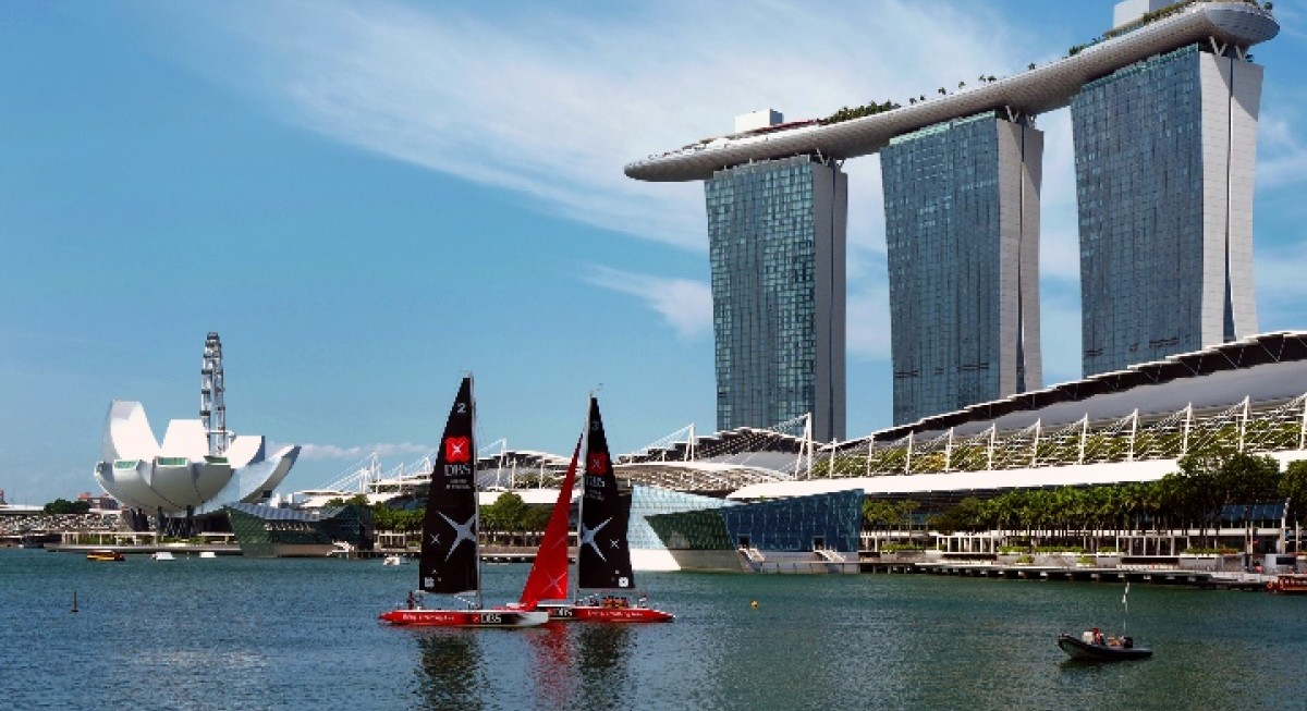 Singapore services sector revenue sees slower y-o-y decline in 4Q20