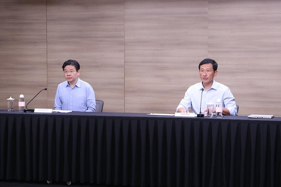 Singapore to continue stabilisation measures till Nov 21 - THE EDGE SINGAPORE