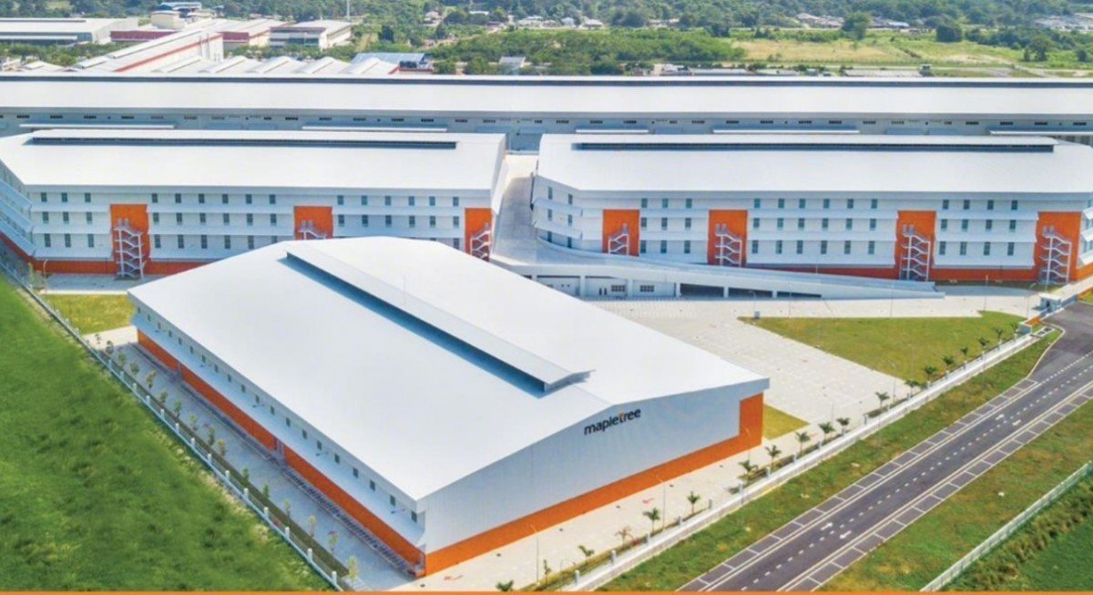 MLT makes first foray into India with acquisition of two logistics properties for 4.55 billion rupees - THE EDGE SINGAPORE