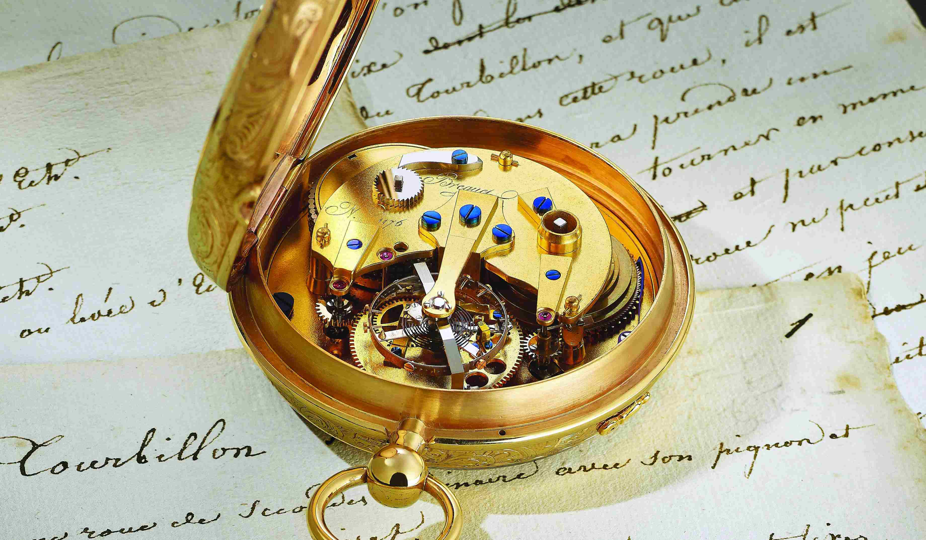 Celebrating the history of tourbillon and why it's still popular in watchmaking - THE EDGE SINGAPORE