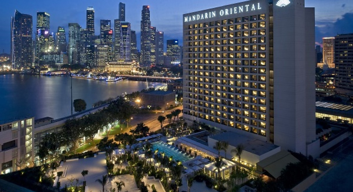 Mandarin Oriental reports underlying losses of US$41 mil in 1Q and expects 'further loss' in 2Q - THE EDGE SINGAPORE
