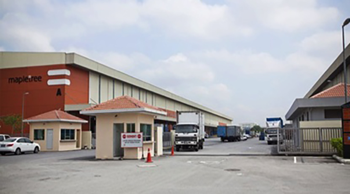 Mapletree Logistics unit to sell Shanghai property to Temasek associate for $64 mil
