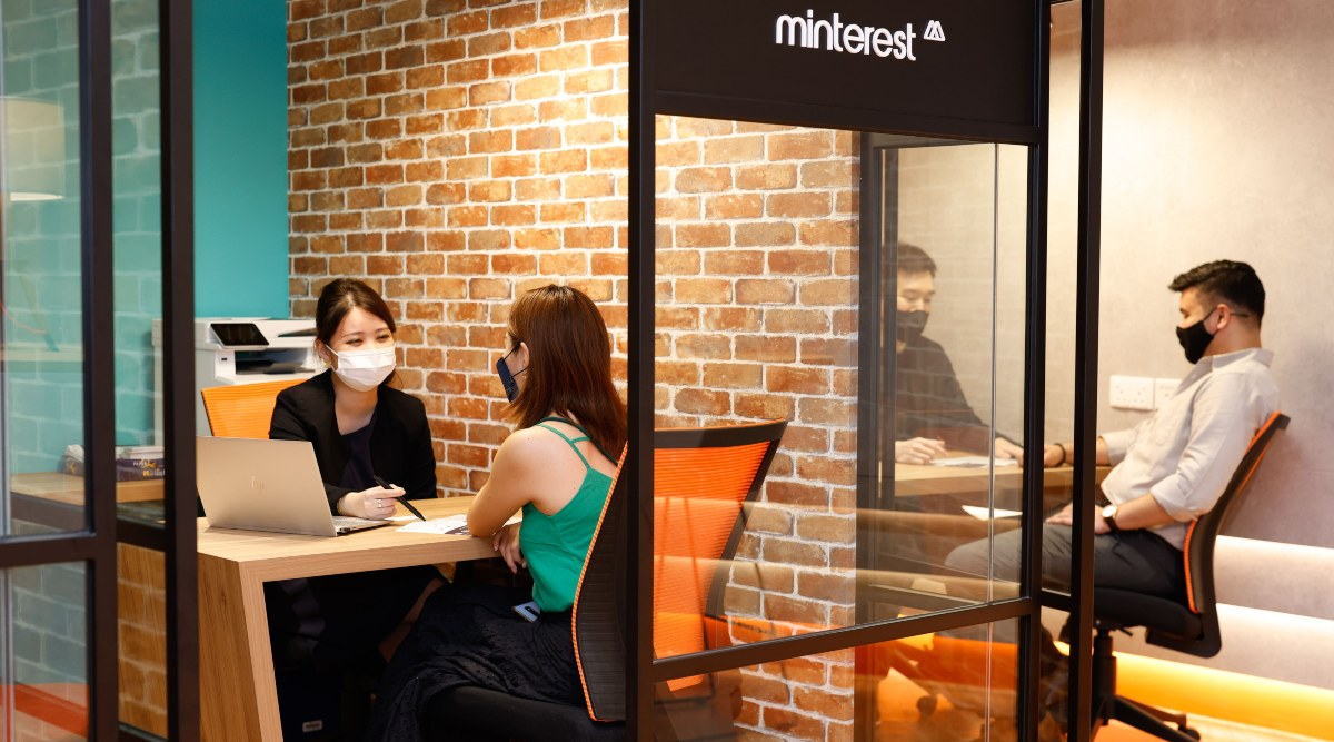 Minterest opens first fintech experiential store at Suntec City Mall - THE EDGE SINGAPORE