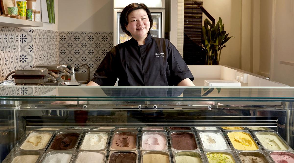 Food review: Indulge in gourmet gelato at Haji Lane's Momolato