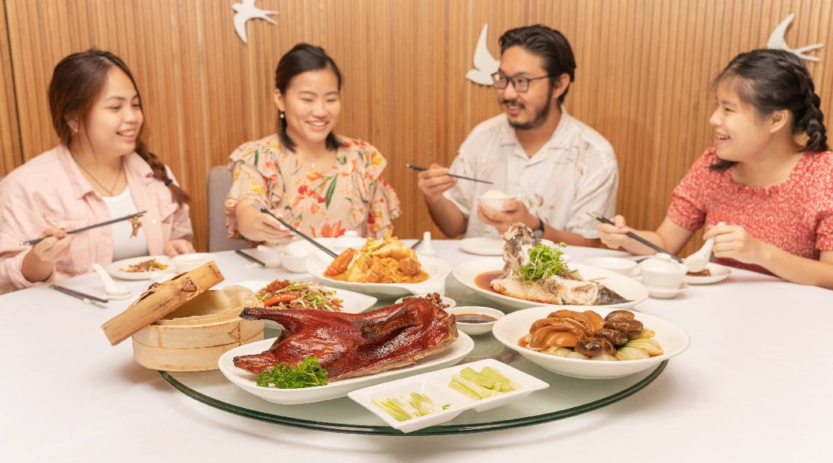 7 restaurants for a delightful Mother's Day meal  - THE EDGE SINGAPORE