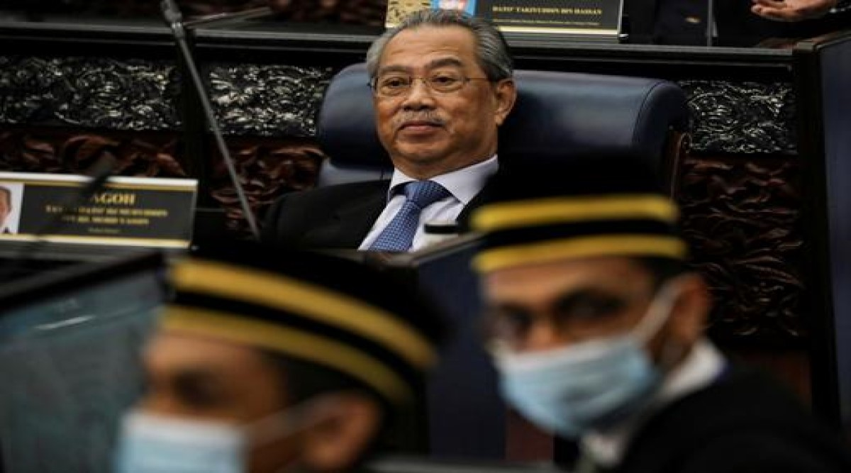 Muhyiddin tests his premiership in hung parliament on key budget vote