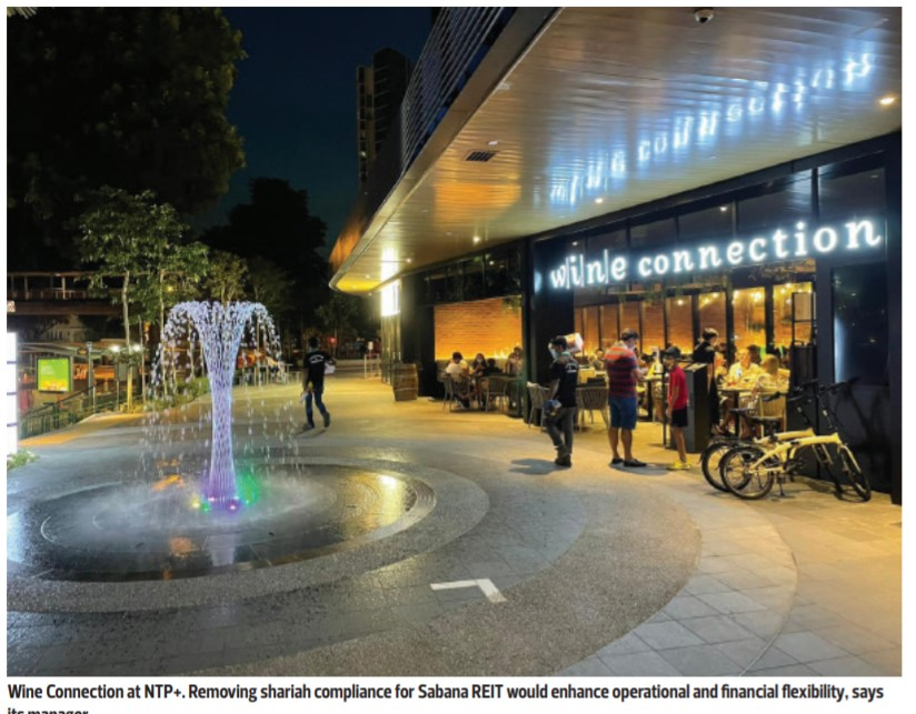 Capital management, refreshed strategy pay dividends for Sabana REIT; DRP could be next lever - THE EDGE SINGAPORE