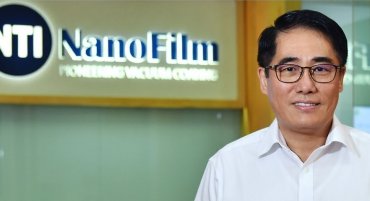 Nanofilm appoints new CEO; says it continues to see growth momentum in 3Q business update - THE EDGE SINGAPORE