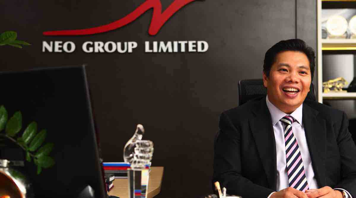 Neo and wife assume substantial stake in JV partner Boldtek in married deal