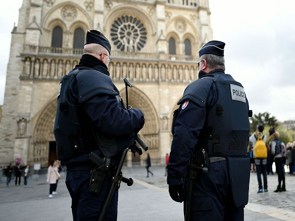 Notre Dame - From Bloomberg