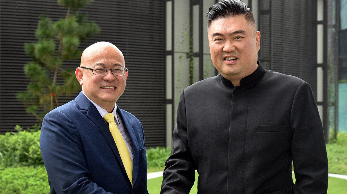 MC Payment's board tussle pits its chairman and CEO against Oxley's Ching  - THE EDGE SINGAPORE