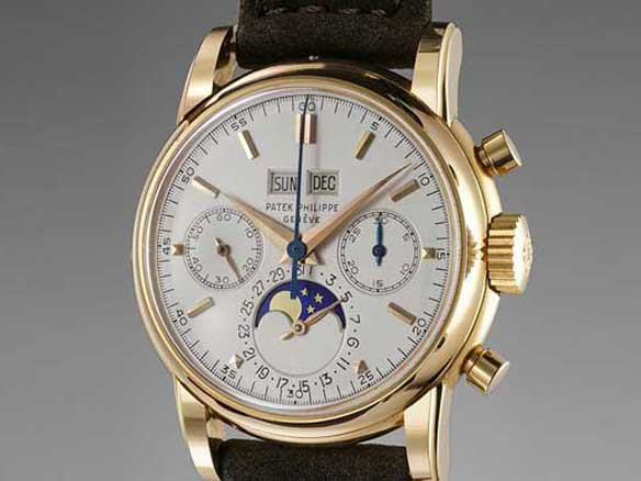 World's most expensive vintage watches (so far)