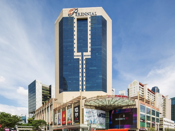 Perennial-led consortium to fully divest stake in Chinatown Point Mall for $520 mil; expects 2Q to turn profitable