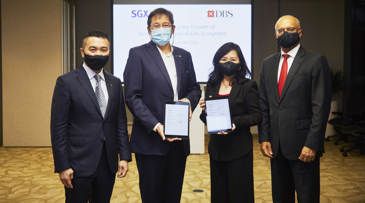"DBS launches ""world's first"" full-service digital exchange backed by a formal bank - THE EDGE SINGAPORE"