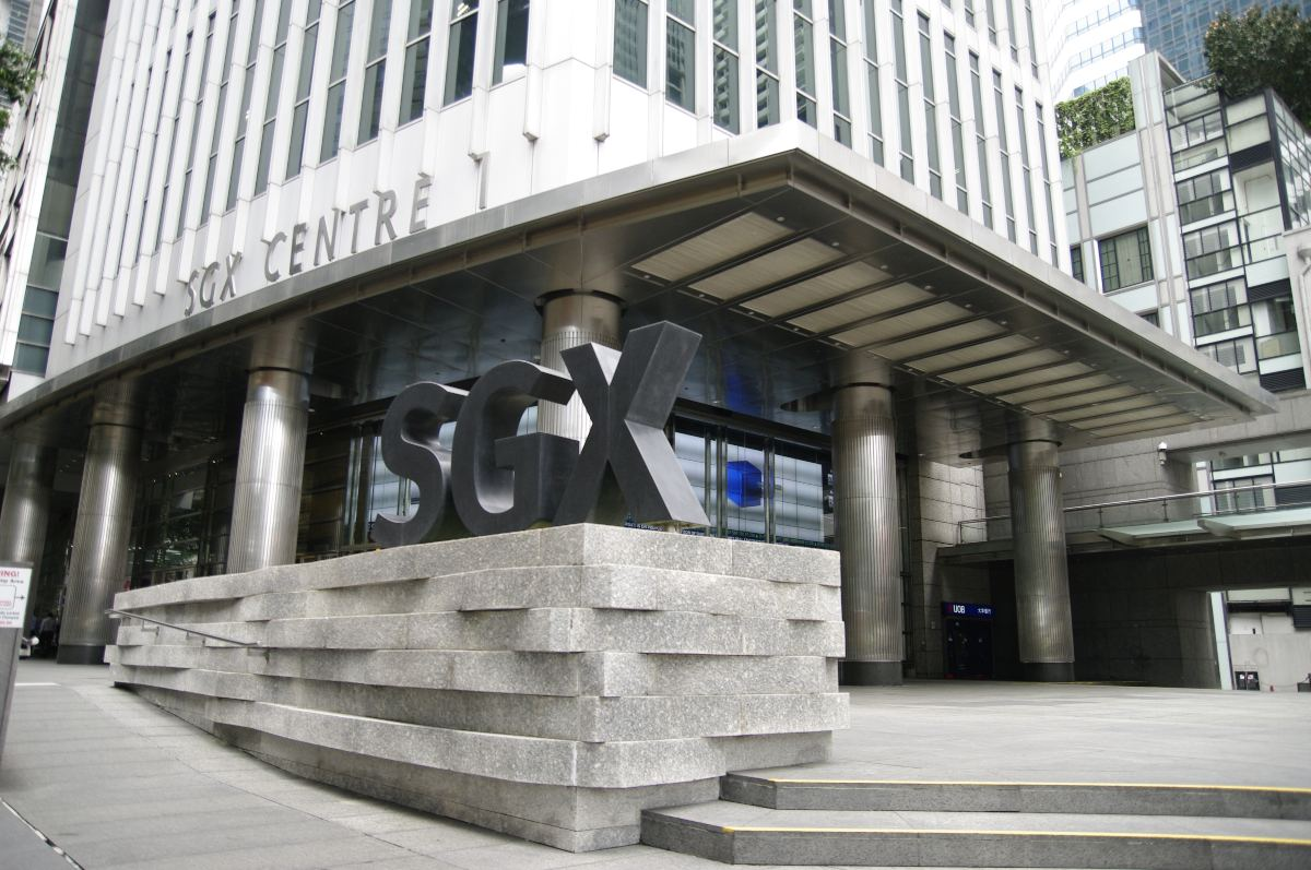 SGX launches world's first green REIT derivative  - THE EDGE SINGAPORE