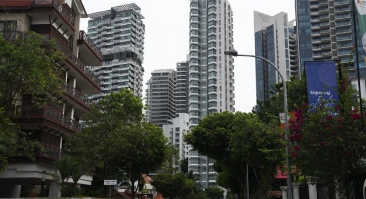 CGS-CIMB stays 'overweight' on Singapore property sector after March home sales jump - THE EDGE SINGAPORE