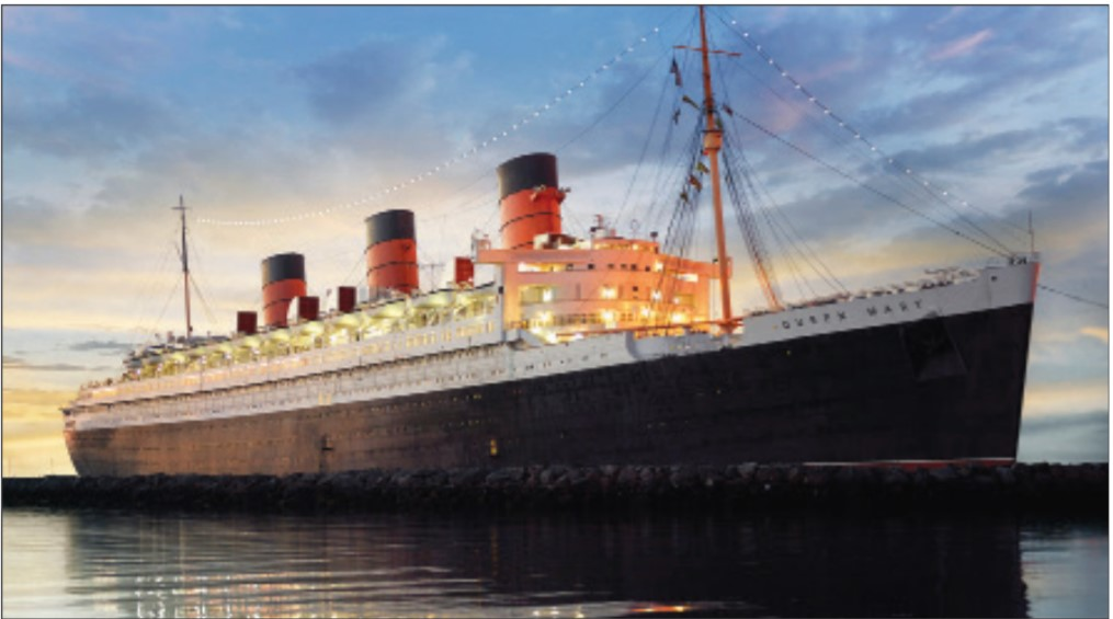 Eagle Hospitality Trust's most famous asset, The Queen Mary Long Beach is returned to the City of Long Beach