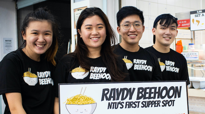 'Raydy' to give back - THE EDGE SINGAPORE