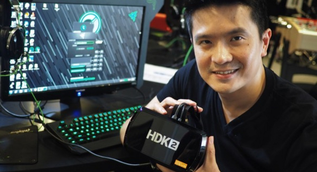 Razer crosses US$1 bil revenue mark, turns profitable in FY20