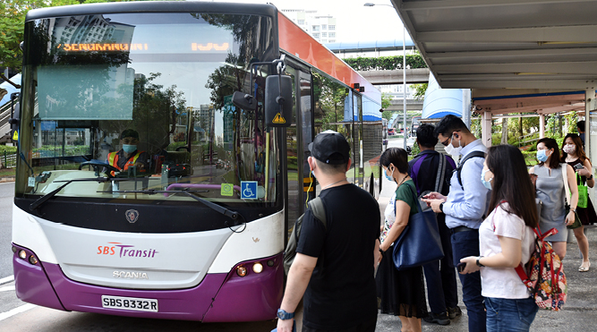 The worst is over for transport operators - THE EDGE SINGAPORE