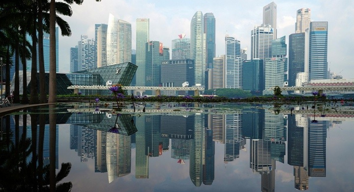 STI up 0.26% on slowdown in economic contraction in 2020 - THE EDGE SINGAPORE