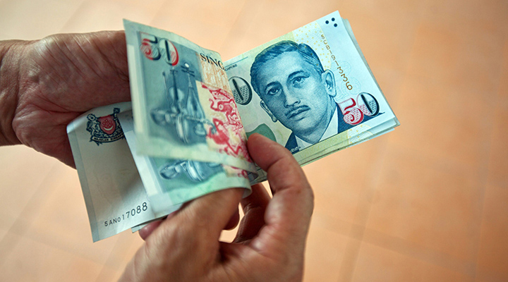 Singapore dollar could tumble to 2017 low as potential policy easing looms
