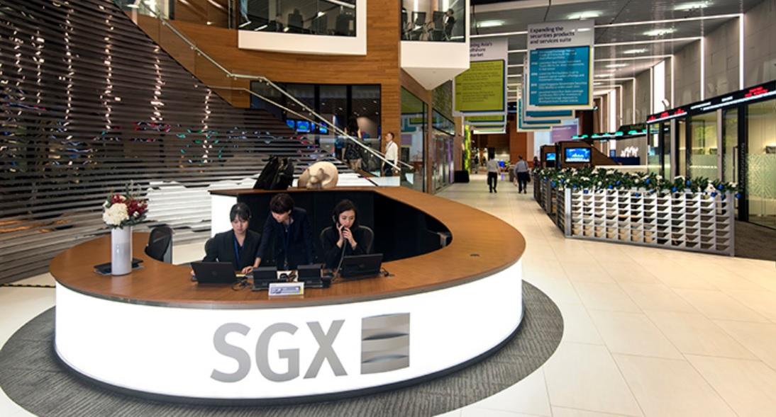 SGX Briefs - THE EDGE SINGAPORE
