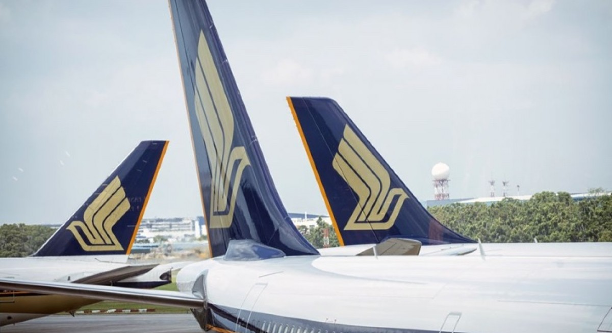 SIA group passenger capacity down 56.3% y-o-y for March 2021
