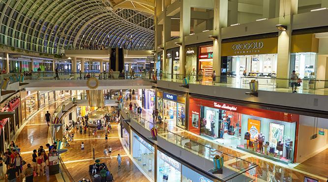 Singapore's April retail sales grew 54% y-o-y, but still remain below pre-Covid levels