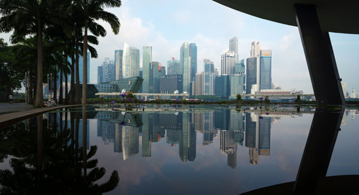 Singapore's GDP plunged in 2020, household wealth increased instead, says Credit Suisse