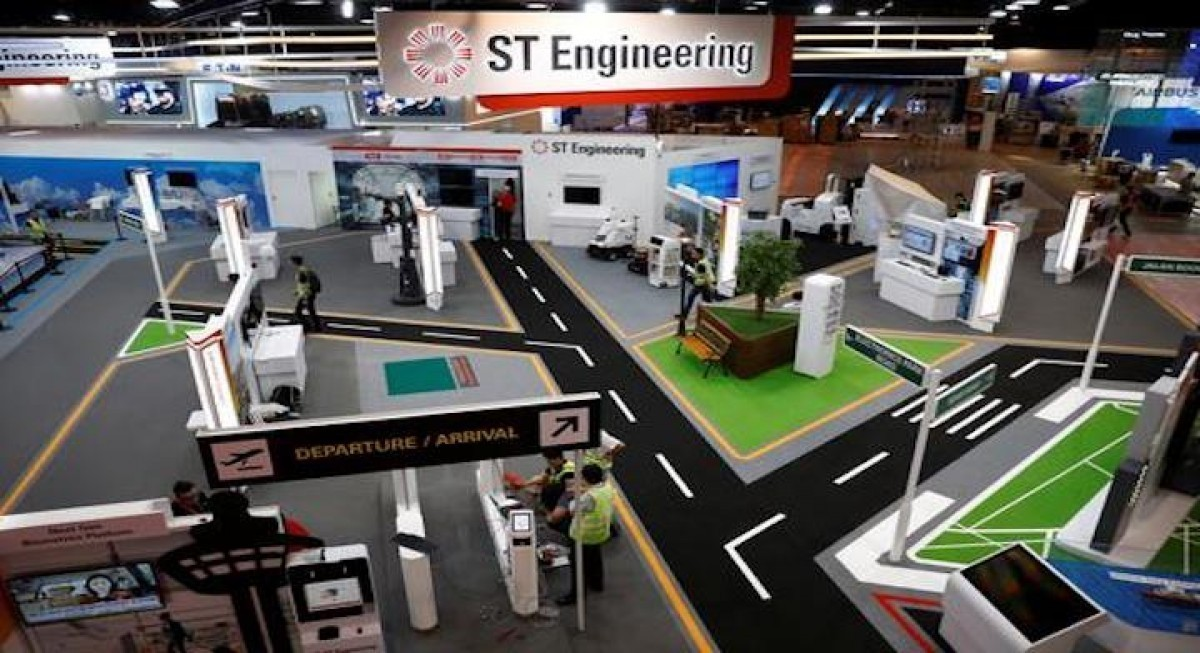 CGS-CIMB reiterates 'add' call on ST Engineering after it ups bid for Cubic Corp