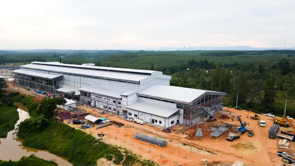 Sri Trang Gloves opens third manufacturing facility within a year  - THE EDGE SINGAPORE