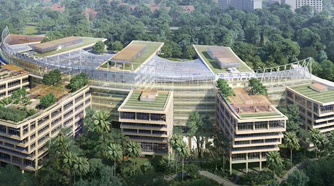 Surbana Jurong transforms green goals into reality - THE EDGE SINGAPORE