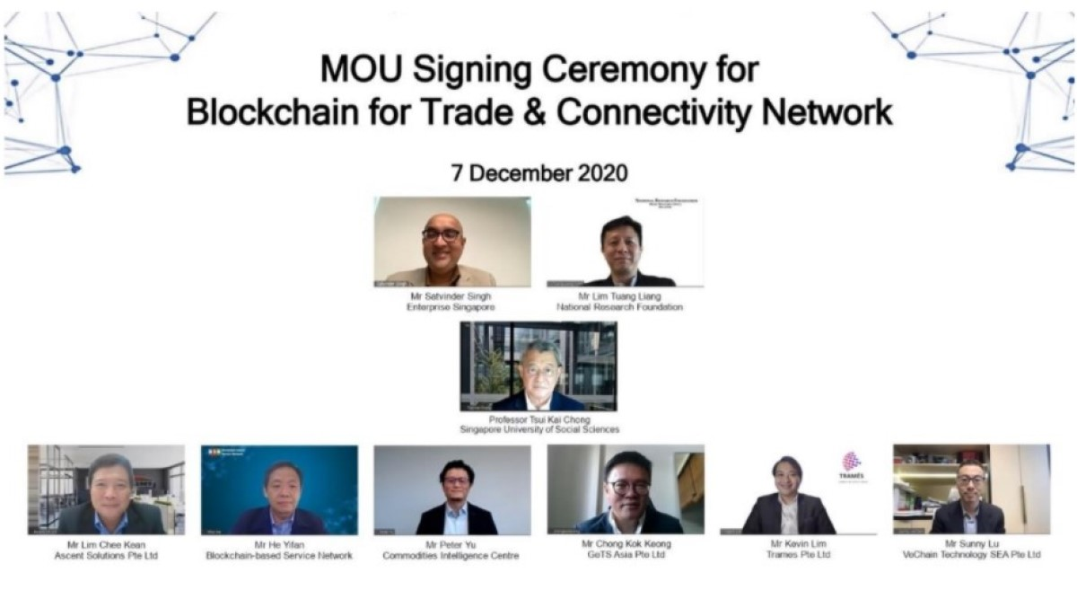 SUSS and ESG sign MOU with six firms to improve blockchain interoperability  - THE EDGE SINGAPORE