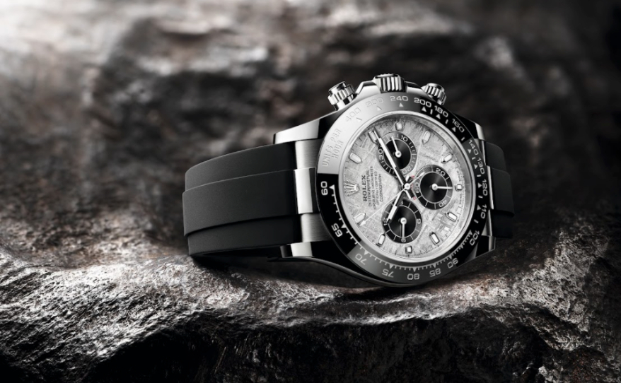The evolution of the Rolex Oyster Perpetual Cosmograph Daytona - THE EDGE SINGAPORE