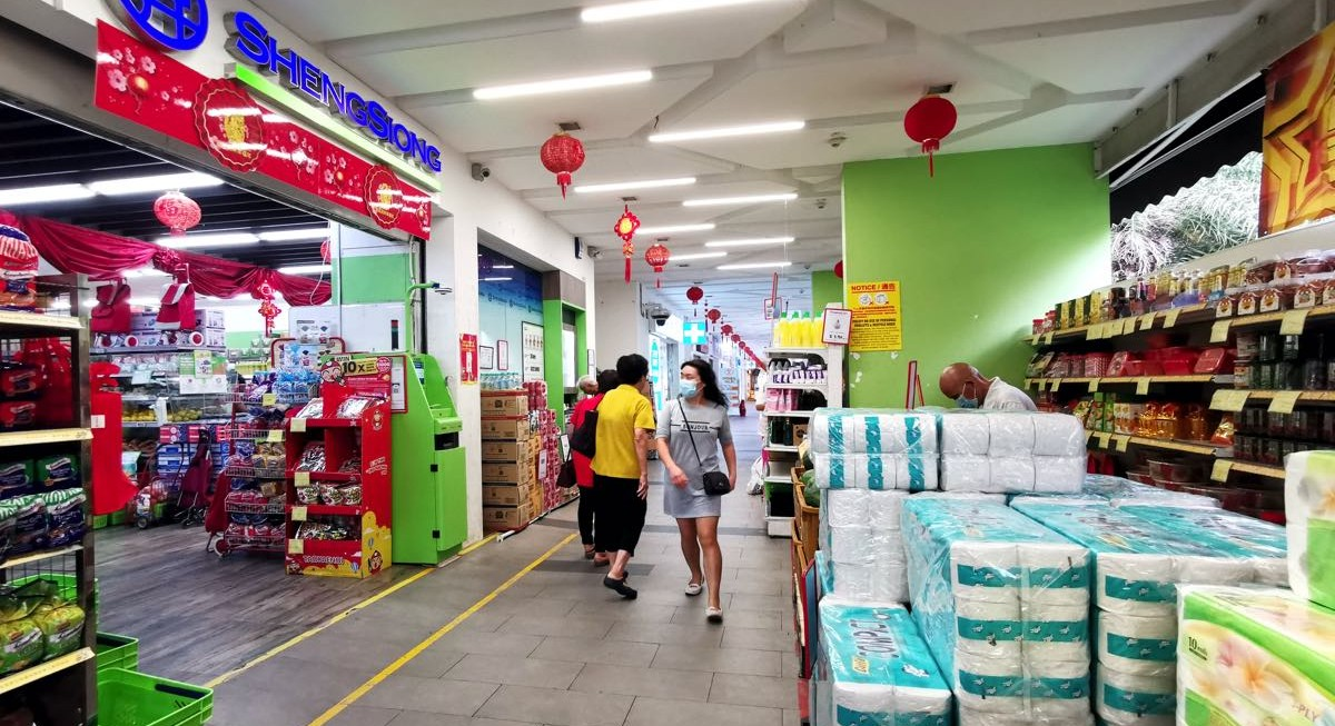 Continue to 'add' Sheng Siong as supermarket sales still in growth mode: CGS-CIMB