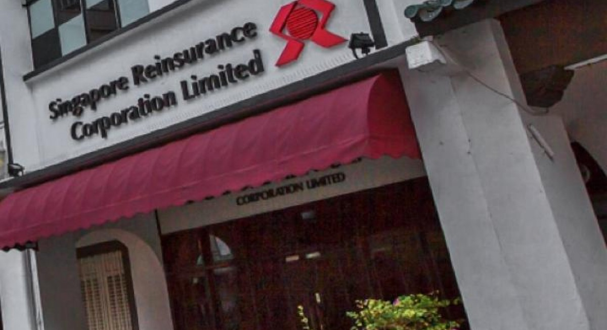 Fairfax Asia offers 35.35 cents per share to privatise Singapore Reinsurance Corporation - THE EDGE SINGAPORE