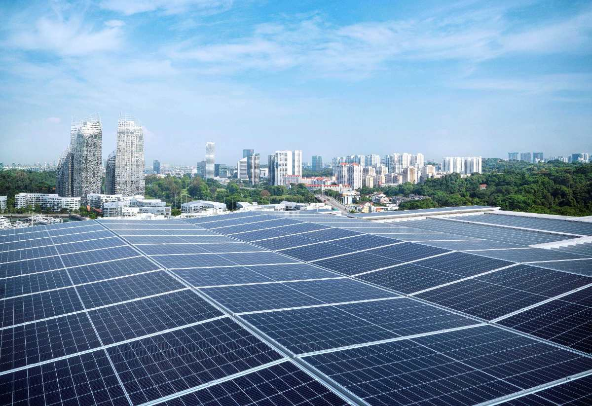 Keppel Corp targets to halve carbon emissions by 2030, achieve net zero by 2050 - THE EDGE SINGAPORE