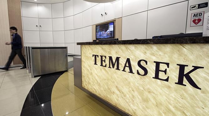 Temasek helps firms decarbonise