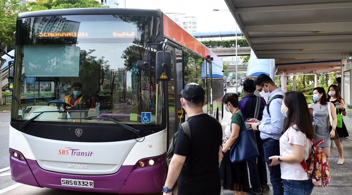 SBS Transit rolls on with overall sector win; Penguin International leads in shareholders' returns - THE EDGE SINGAPORE