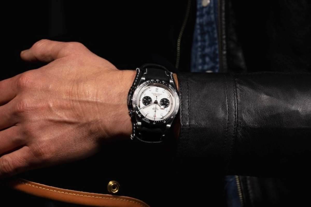 A look at the Black Bay Chrono by Tudor and why it's so sexy  - THE EDGE SINGAPORE