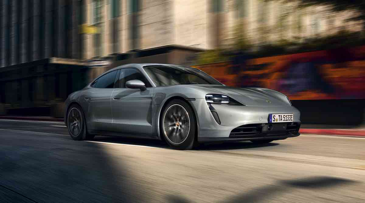Taking a closer look at the Taycan, Porsche's new electric car