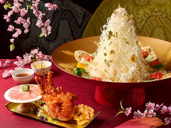 8 'yu sheng' dishes to try this Lunar New Year  - THE EDGE SINGAPORE