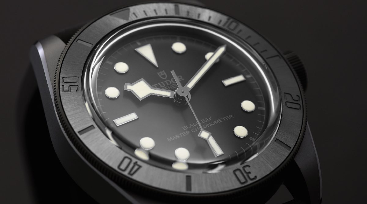 Tudor Black Bay Ceramic receives the gold standard in horology with METAS certification - THE EDGE SINGAPORE
