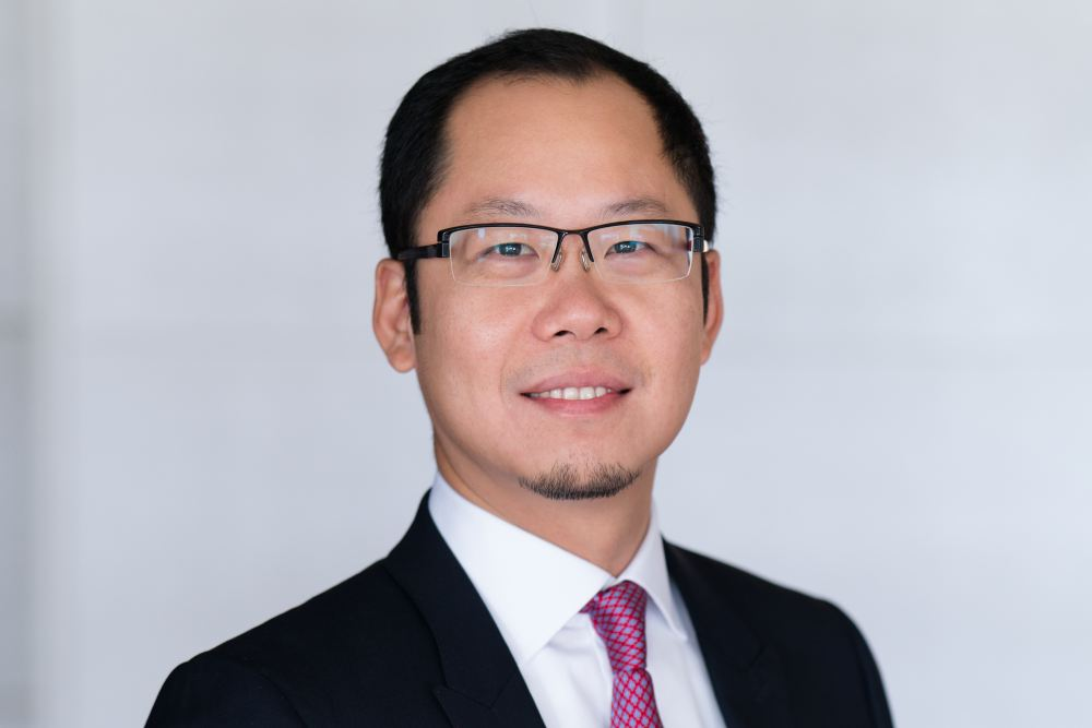 UOB appoints Eric Lim as its first Chief Sustainability Officer