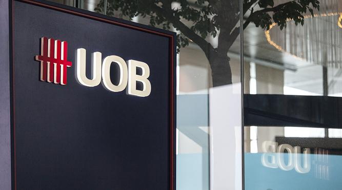 UOB on recovery play: OCBC - THE EDGE SINGAPORE